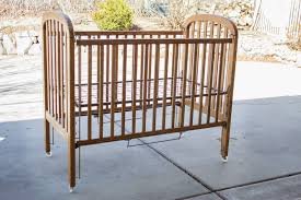 Cribs That Convert Into Full Size Beds by Do It Yourself Divas Diy Old Crib Into Toddler Bed
