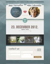 Best Wedding Invitation Websites Wedding Invite Wordpress By Segen Themeforest