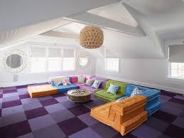purple livingroom 39 attic living rooms that really are the best adorable home com