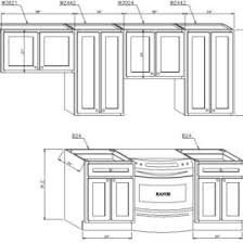 standard kitchen size cabinet dimensions kitchen cabinet kitchen