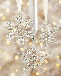 set of 12 silver and sparkle ornament balsam hill