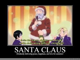 Santa Claus Meme - santa claus anime meme com
