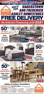 Ashley furniture memorial day sale