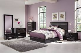 Dimora Piece King Panel Bedroom Set Black American Signature - 7 piece bedroom furniture sets
