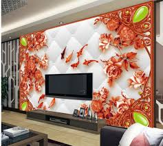 Wall Murals 3d Online Get Cheap Wall Murals Fish Aliexpress Com Alibaba Group