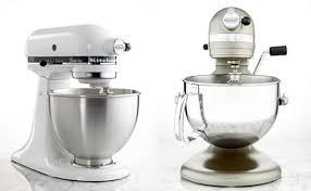 Kitchen Aid Standing Mixer by Should I Buy A Tilt Head Or Bowl Lift Kitchenaid Mixer Good
