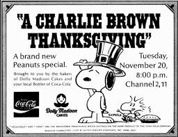 a charlie brown thanksgiving full movie jim fanning u0027s tulgey wood november 2013