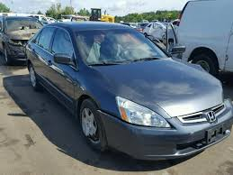 2005 honda accord lx for sale 1hgcm56495a019514 2005 gray honda accord lx on sale in ct