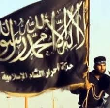Rebel Syrian Flag Islamistisches Bündnis Des Horrors In Syrien Welt
