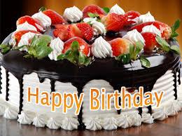 wishing you happy birthday cake card sms message dailysmspk net