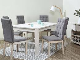 Oak Dining Room Furniture White Washed Oak Dining Table Modern White Oval Dining Table Room
