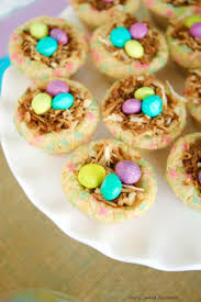 easter sweet easter dulce de leche cookie cups living sweet moments