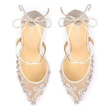wedding shoes surabaya florence embellished ivory wedding heels shoes
