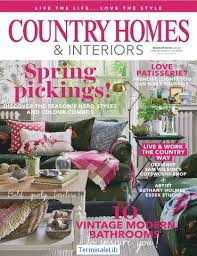 country home and interiors country homes and interiors magazine march 2018 pdf free