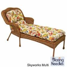 Outdoor Chaise Lounge Cushions Overstock This Outdoor Sofa Chaise Lounger Is A Stylish And