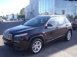 jeep cherokee sport used 2014 jeep cherokee sport in roberval used inventory