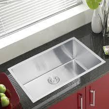 Single Basin Kitchen Sinks by Dcor Design Brier Single Bowl Kitchen Sink U0026 Reviews Wayfair