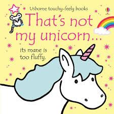 usborne that u0027s not my unicorn kids books mornington peninsula