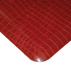 designer polyurethane salon mats are comfort craft salon mats by