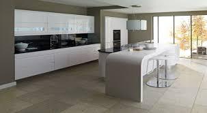 cuisine blanche carrelage gris ophrey com cuisine blanche carrelage gris prélèvement d