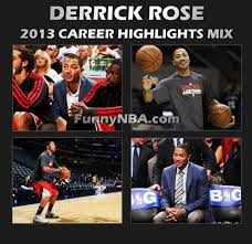 Derrick Rose Injury Meme - if derrick rose dont play game 7 hes the biggest in the l