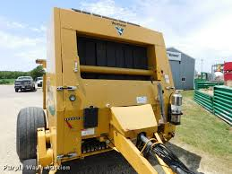 2007 vermeer 605m round baler item db9484 sold june 28