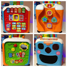 check out our alphabet activity cube vtechers this cool
