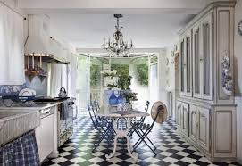 French Country Shabby Chic by Splendid Shabby Chic French Country Kitchen With Crystal