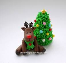 Christmas Cake Decorations Reindeer by Christmas Cake Decorations Reindeer Patteserie Pinterest