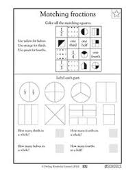 1st grade 2nd grade math worksheets recognizing 3 d shapes part