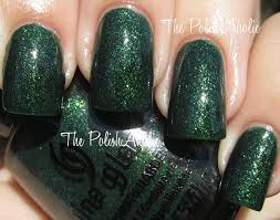 the polishaholic china glaze 2011 let it snow collection