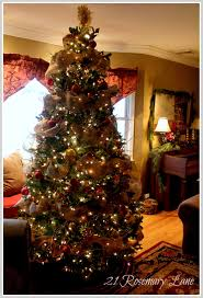 21 rosemary lane presenting our 2012 christmas tree