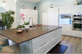 kitchen amusing modern scandinavian ideas white stained island