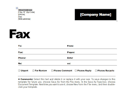 bunch ideas of excel template fax cover sheet on proposal