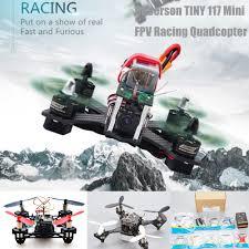 Diy Drone Cheerson Tiny 117 Diy Mini Fpv Racing Quadcopter Drone Kit 5 8g