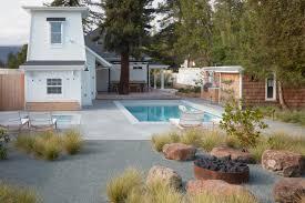 backyard beach themed fire pit landscape architect visit terremoto creates serenity in sonoma