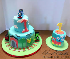 first birthday circus a thomas the train first birthday cake and matching smash cake