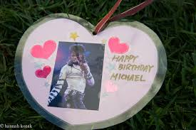 michael jackson birthday hannahkozak s