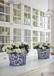Blue And White Kitchen 246 Best Decor Blue Images On Pinterest Bedroom Ideas Blue And
