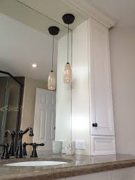 Pendant Lighting In Bathroom Best 25 Bathroom Pendant Lighting Ideas On Pinterest Bathroom