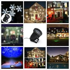 garden laser lights white home outdoor decoration
