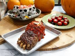 a pioneer halloween food network