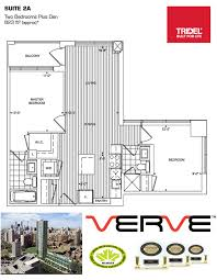 Homewood Suites Floor Plans 120 Homewood Ave Suite 3101 The Verve Condo Virtual Tour Floor
