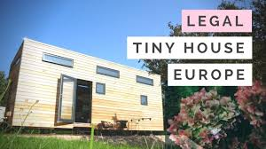 Tiny House France by Tiny House Built To Meet Building Codes In Europe France