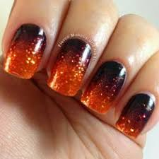 9 easy thanksgiving nail designs with images nails