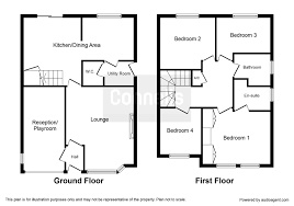 100 althorp house floor plan 3 bed terraced house for sale