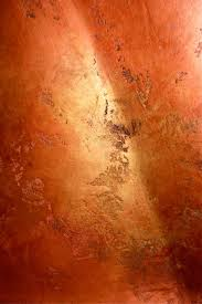 Copper Walls How To Paint Interior Walls With A Sponge Or Feather Interior