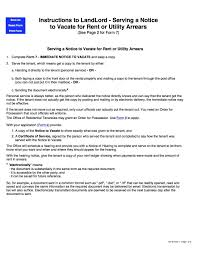 end of lease letter to landlord template saskatchewan landlord and tenant notice forms legal forms and saskatchewan immediate notice to vacate form 7