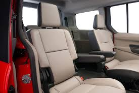 Ford Explorer Sport Price In India 2017 Ford Transit Connect Passenger Van Wagon Best In Class 7