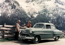 opel kapitan 1960 opel pressroom switzerland foto